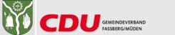 CDU Gemeindeverband Faßberg/Müden