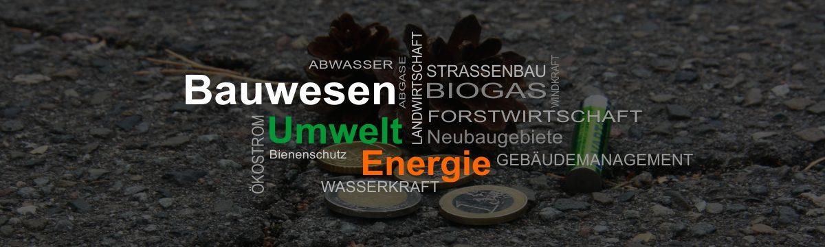 Bild für Ausschuss für Bauwesen, Umwelt und Energie