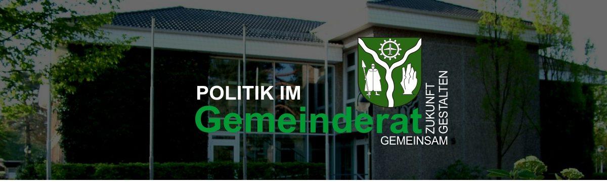 Gemeinderat Faßberg