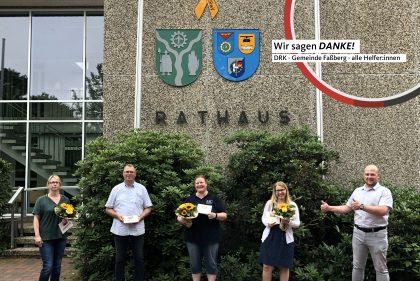 DRK - Testzentrum - Fassberg - Rathaus